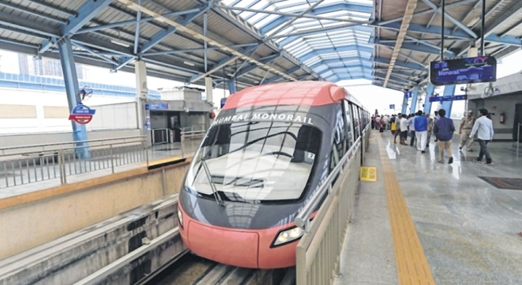 All monorail stations will have seating arrangements for commuters, soon