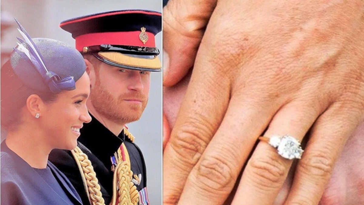 "Meghan Markle slammed for updating engagement ring, royal expert finds it ""odd"""