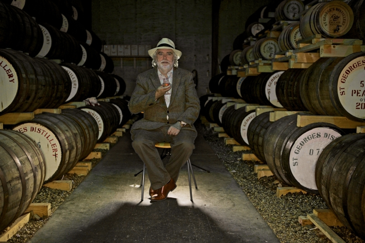 Tips on whiskey appreciation from maestro Jim Murray
