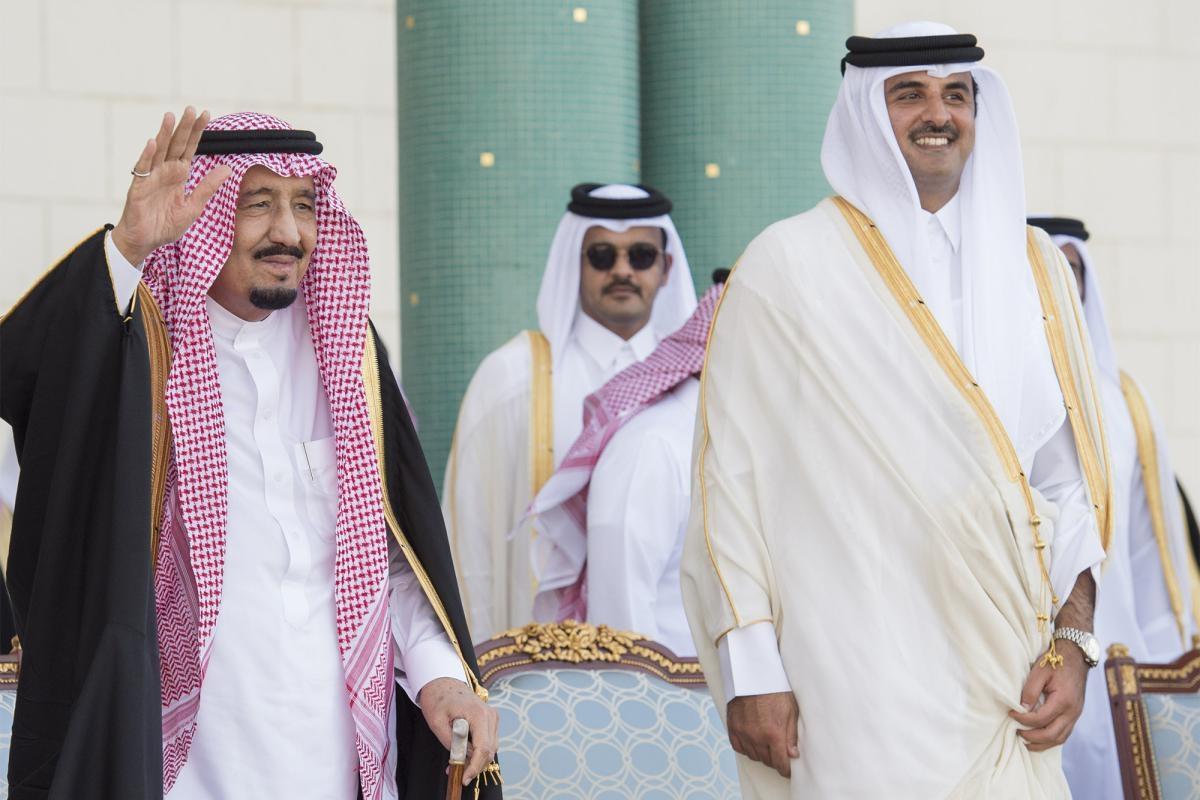 Riyadh rallies allies against Tehran at Mecca summits