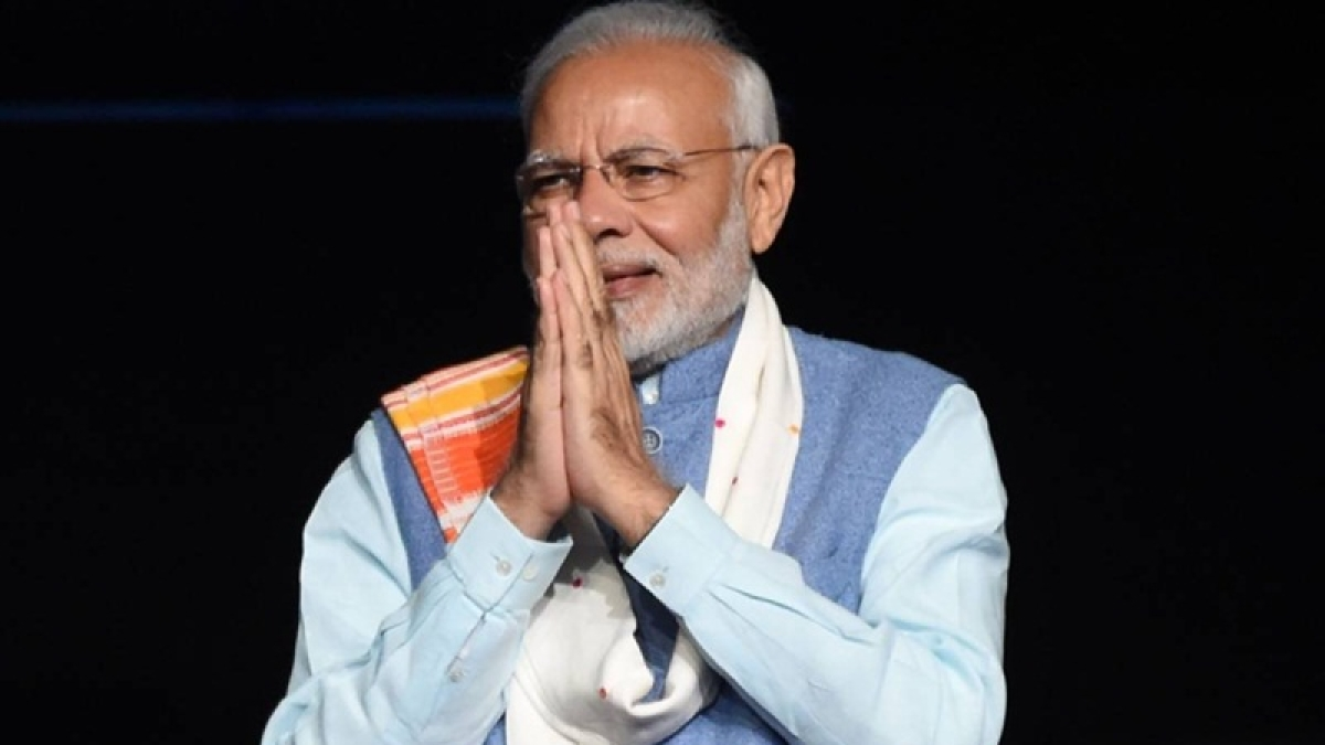 Narendra Modi, the blue-eyed boy of RSS, realises their ideals