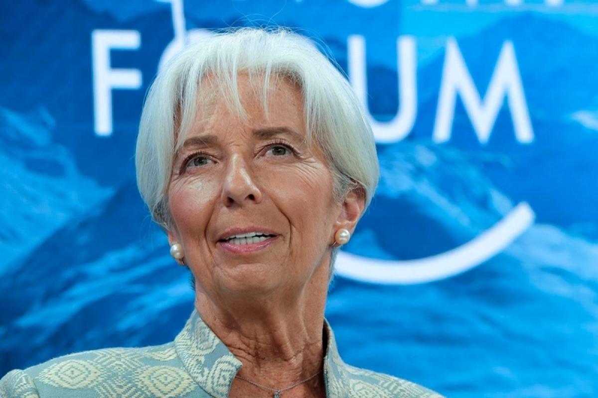 Coronavirus is 'new layer of uncertainty' for economy: Christine Lagarde