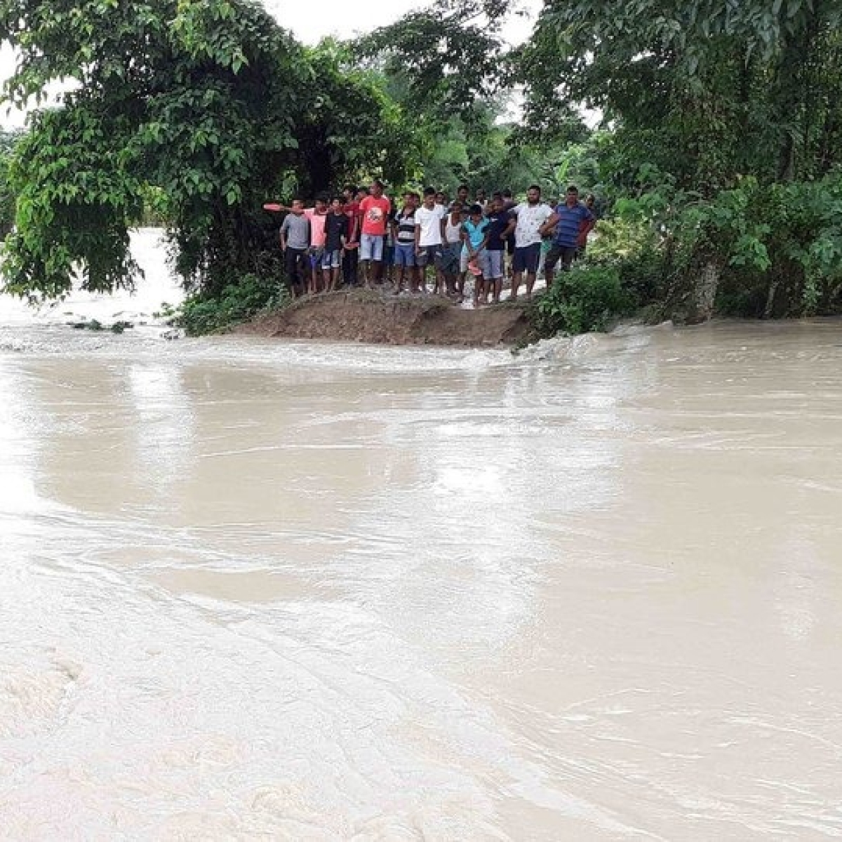 In Pictures: Floods ravage Assam; nearly  30 killed, lakhs affected