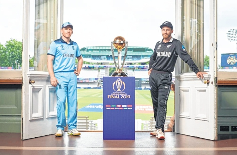 World Cup2019: Two fine gentlemen