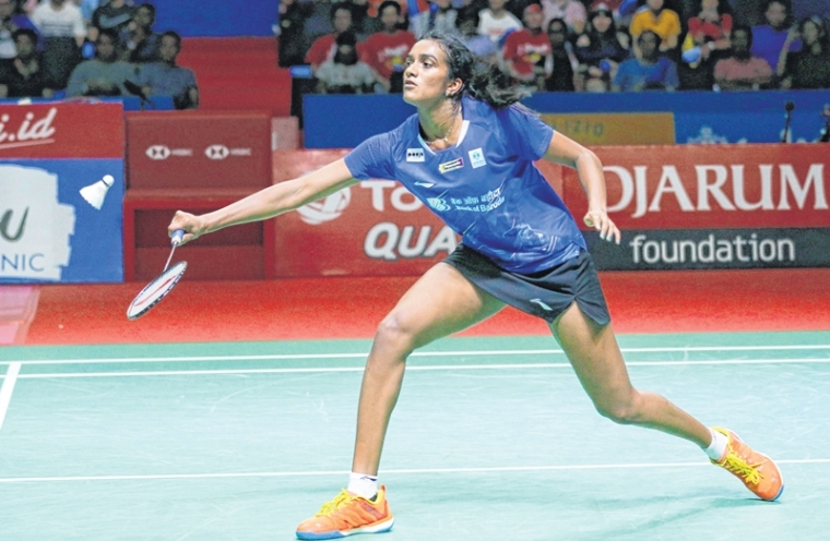 PV Sindhu aims to end title drought
