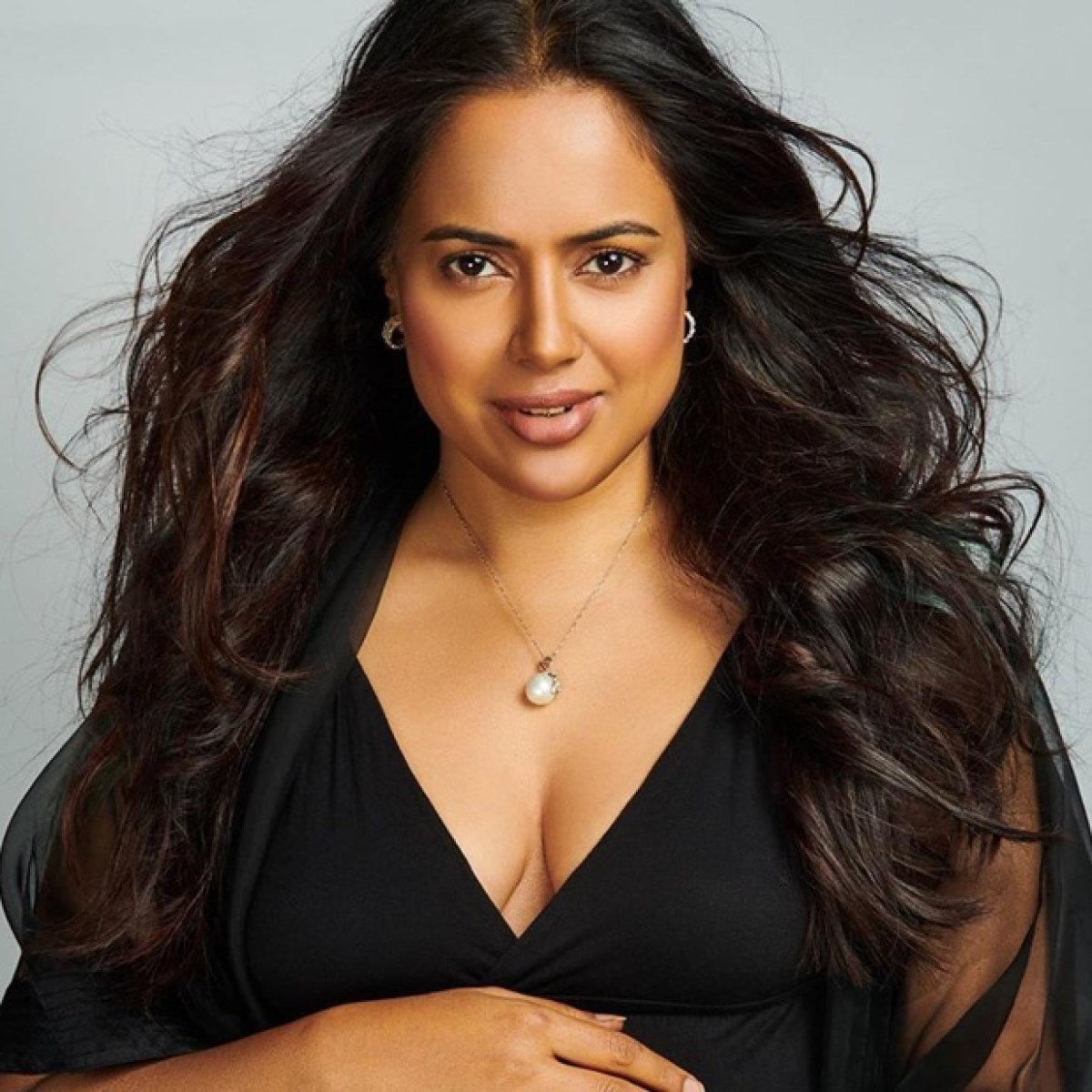 Sameera Reddy talks about her C-Section delivery for the 'Imperfectly Perfect Campaign'