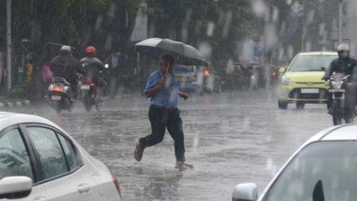 Mumbai, adjoining areas to get heavy rainfall in 2-3 days: IMD