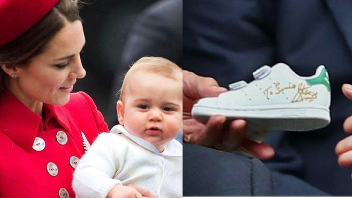 Kate Middleton receives a special gift for Prince Louis at Wimbledon