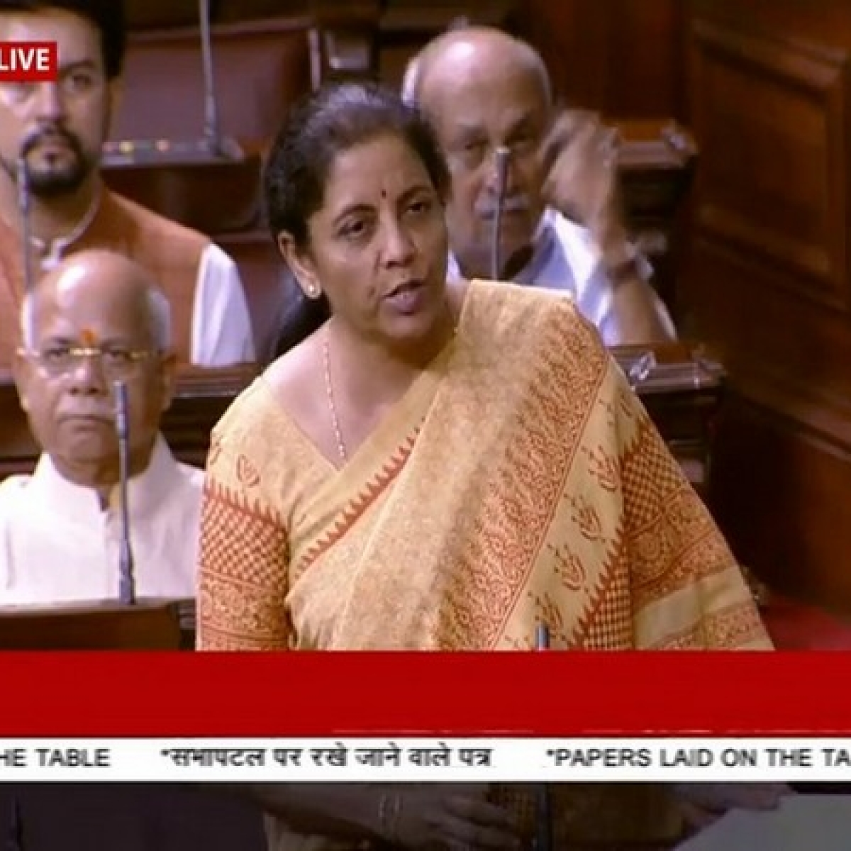 Our job creators are our wealth creators: Nirmala Sitharaman praises India Inc