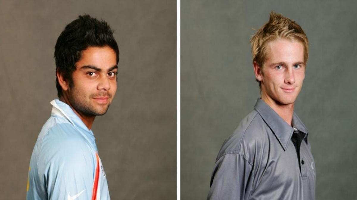 World Cup 2019: Fate brings Kohli and Williamson face-to-face, 11 years after U-19 WC semis