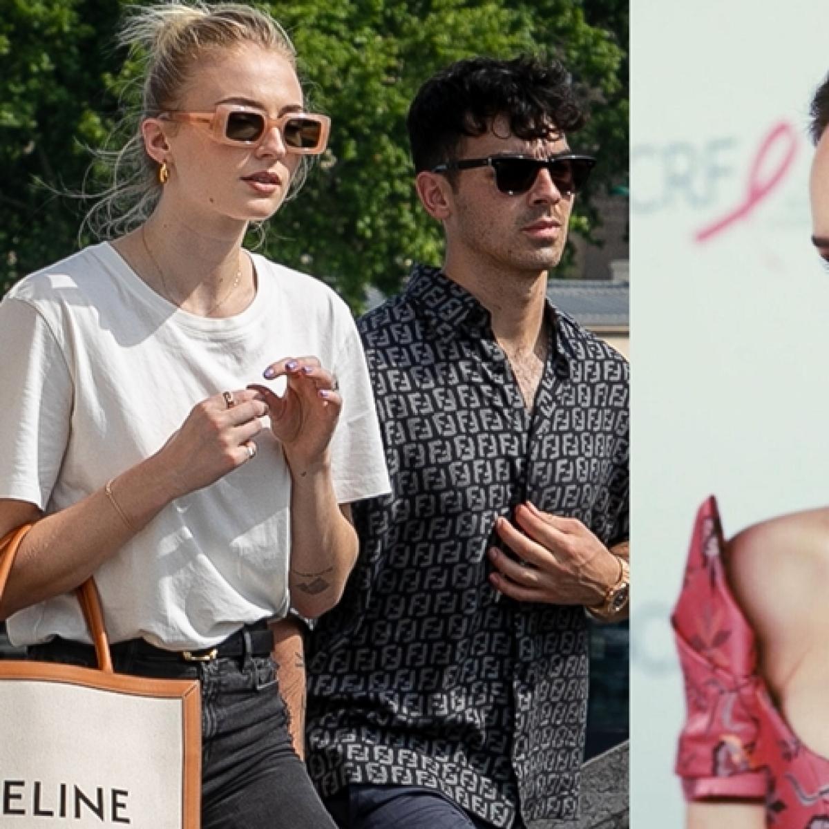 """Katharine McPhee: Joe Jonas, Sophie Turner are """"just 2 yachts over"""" on honeymoon"""
