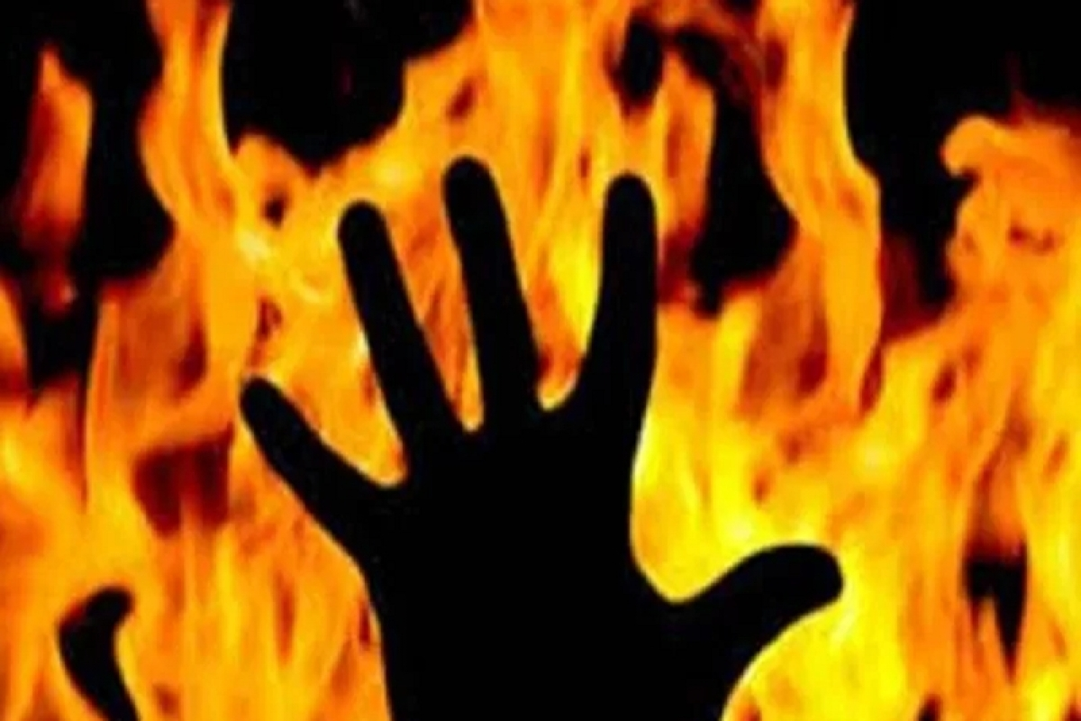 Teenager alleges he was set on fire for refusing to chant 'Jai Shri Ram'