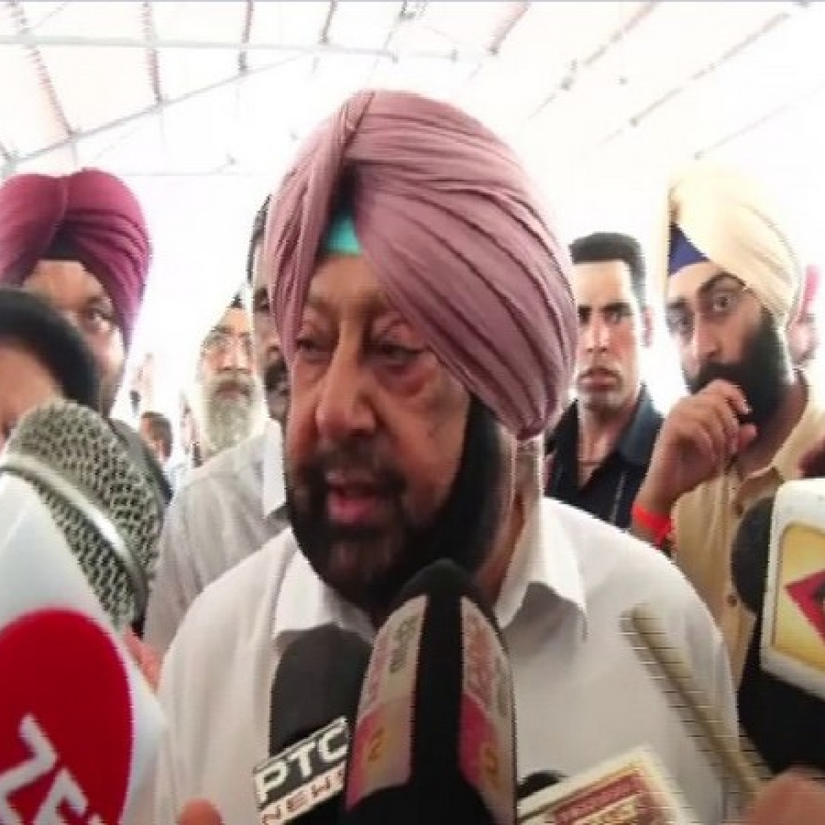 Not going to Pakistan for Kartarpur corridor opening, don't believe Manmohan Singh will either: Amarinder Singh