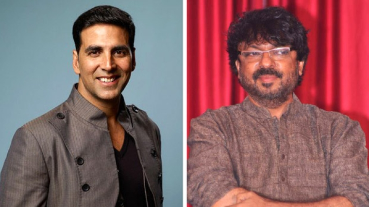 Akshay Kumar to join hands with Sanjay Leela Bhansali for 'Rowdy Rathore 2'