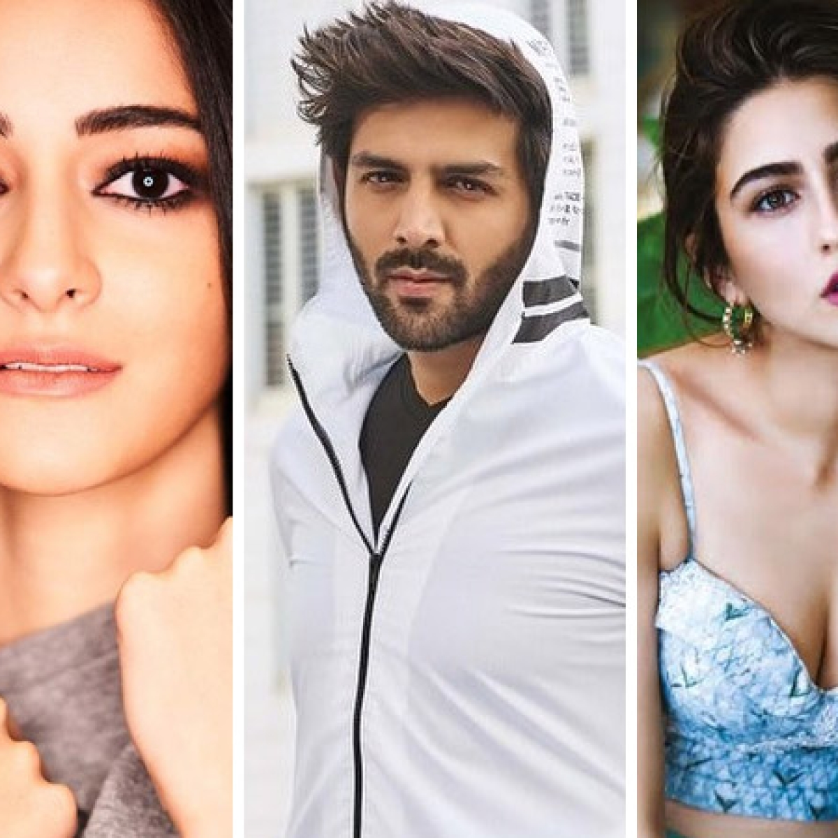 Not Ananya but Sara Ali Khan to star opposite Kartik Aaryan in BHOOL BHULAIYAA 2!