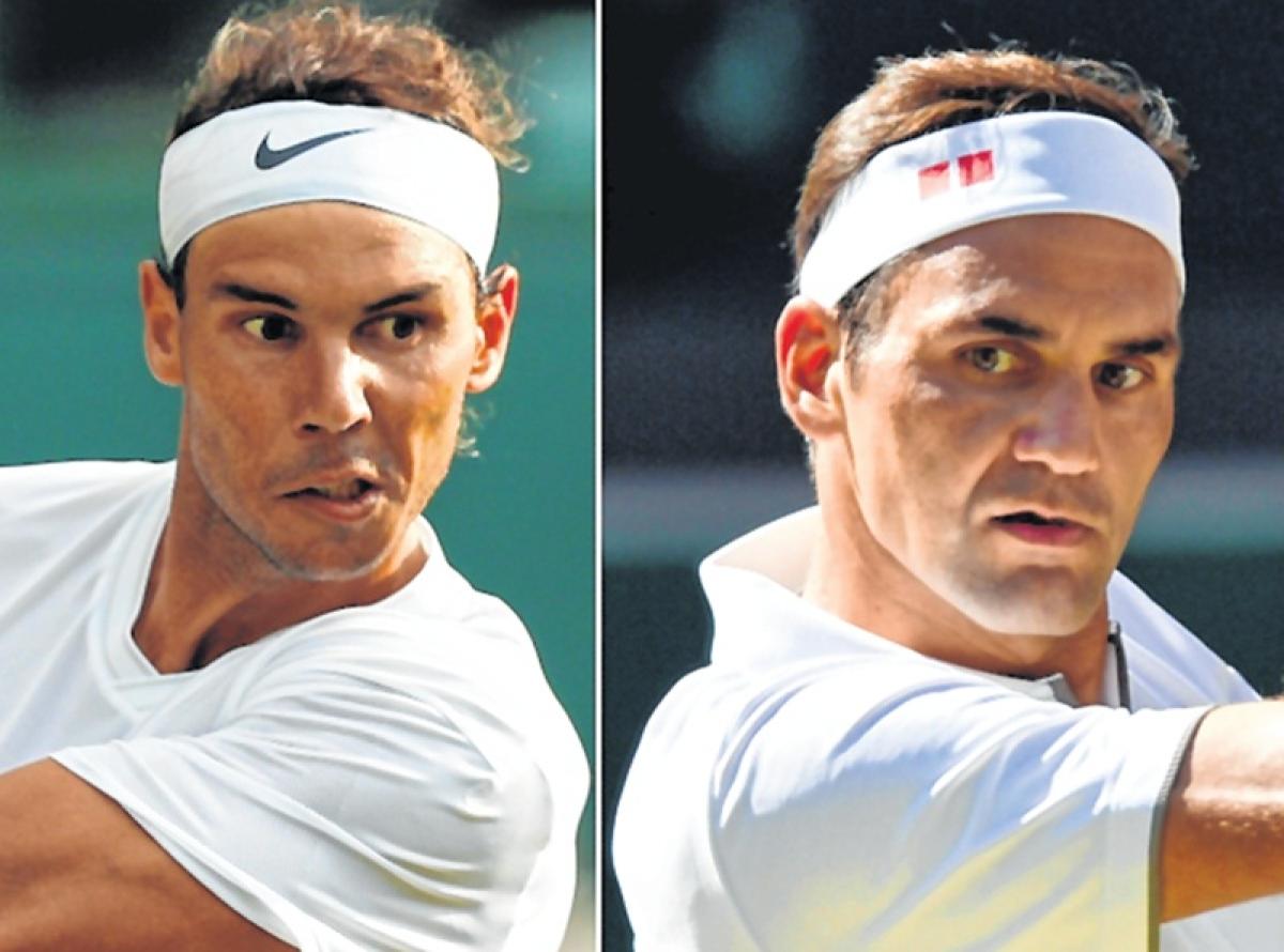 Wimbledon: FeDal set up blockbuster