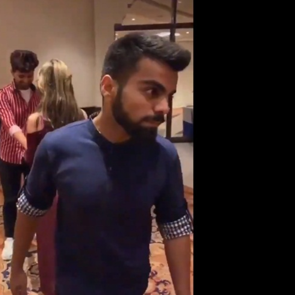 OMG! You won't believe the person in this emotional TikTok viral video is not Virat Kohli