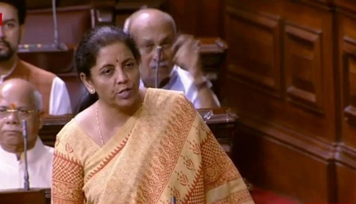 Lok Sabha passes Finance Bill
