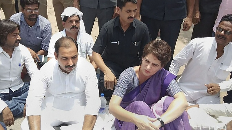 I am ready to go to jail, will not furnish bail amount: Priyanka Gandhi Vadra