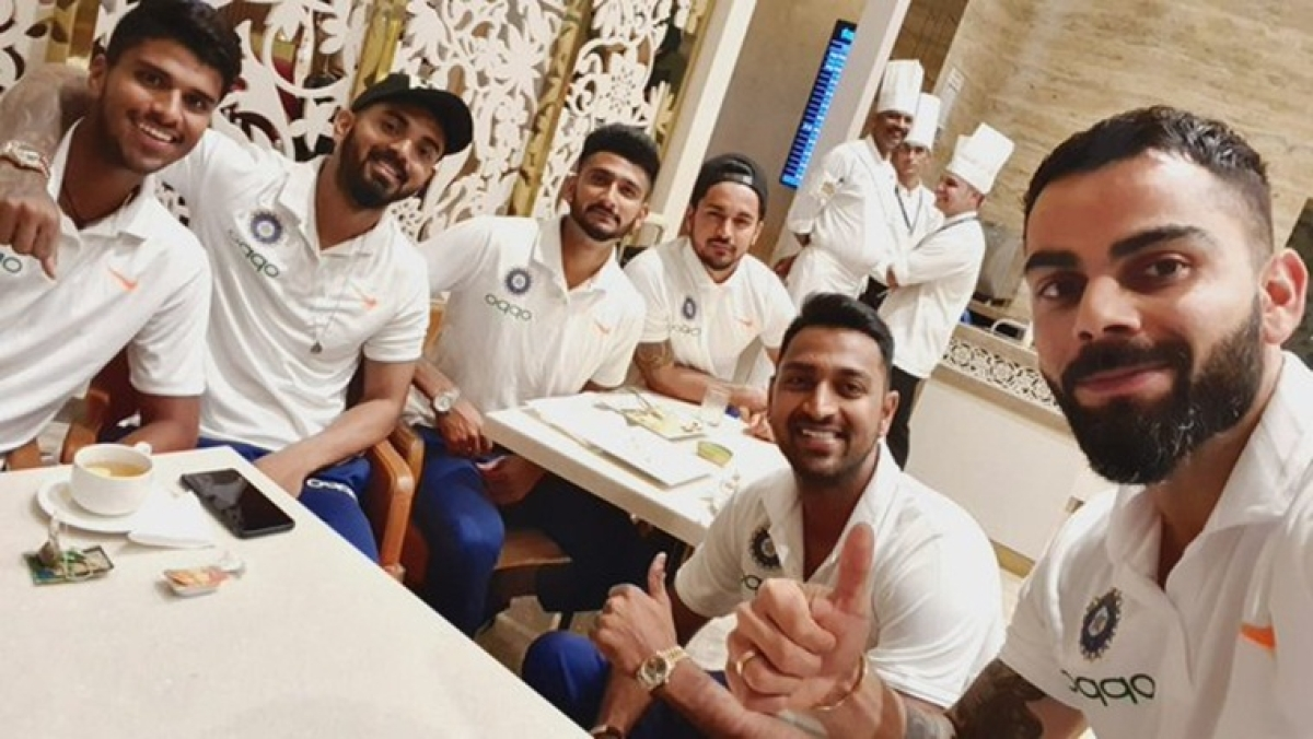 'Miami bound': Virat Kohli, Indian cricketers share pictures before departing for month-long series against West Indies