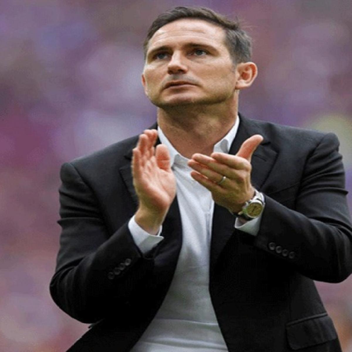Chelsea FC announces Frank Lampard as new head coach