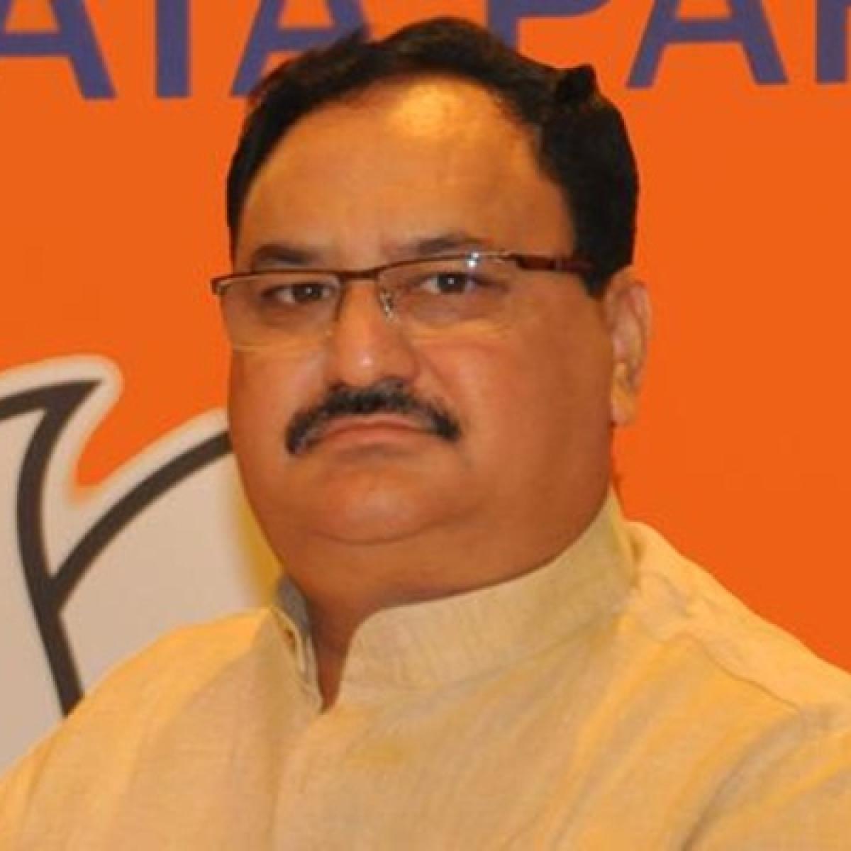 BJP to add 7 cr new members: JP Nadda