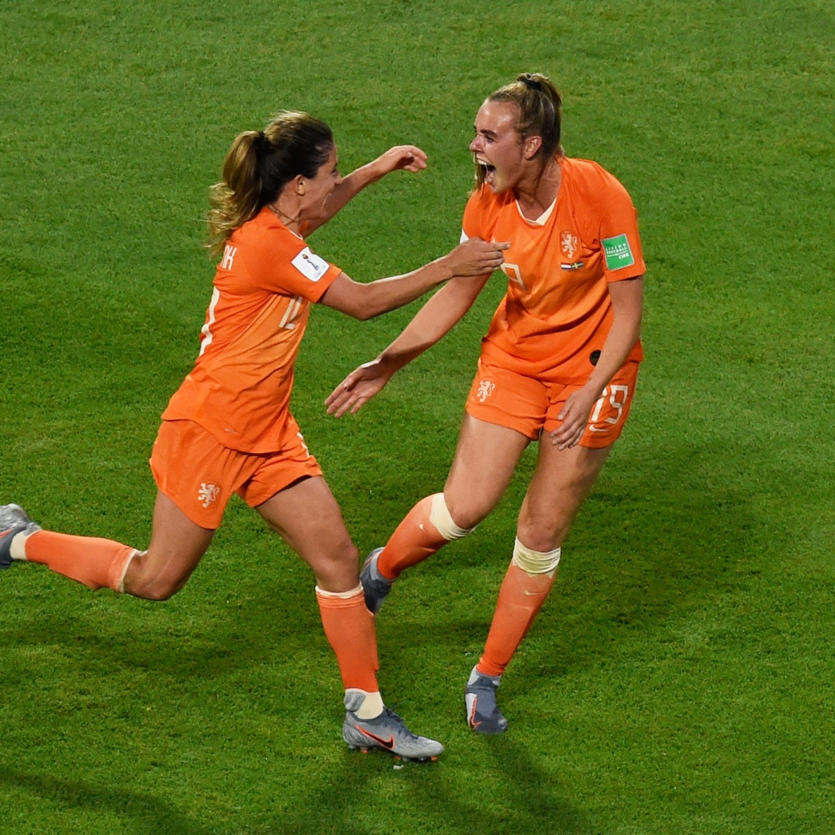 Netherlands top Sweden 1-0, to face US in Women's World Cup final