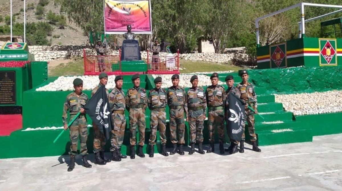 1st Battalion of the 11 Gorkha Rifles