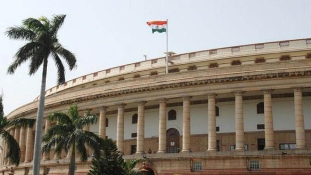 Lok Sabha adjourned till 2 after condoling deaths of Paswan, Sheila Dikshit