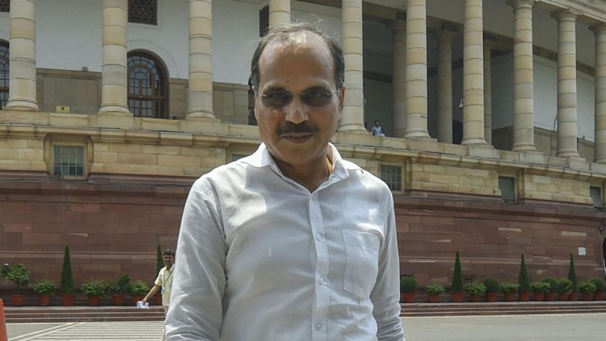 'If it was Davinder Khan...': Cong's Adhir Ranjan Chodhury after Davindar Singh arrested for 'ferrying terrorists'