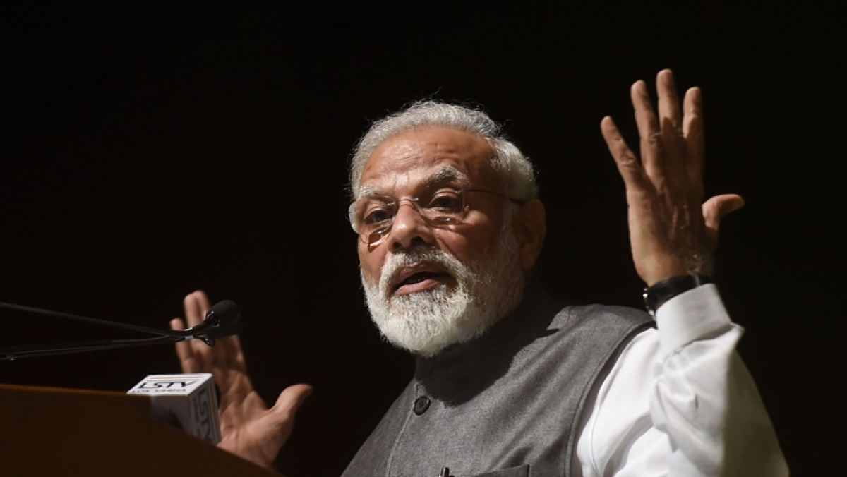 India won't succumb to any pressure, influence in matters of national security: PM Narendra Modi