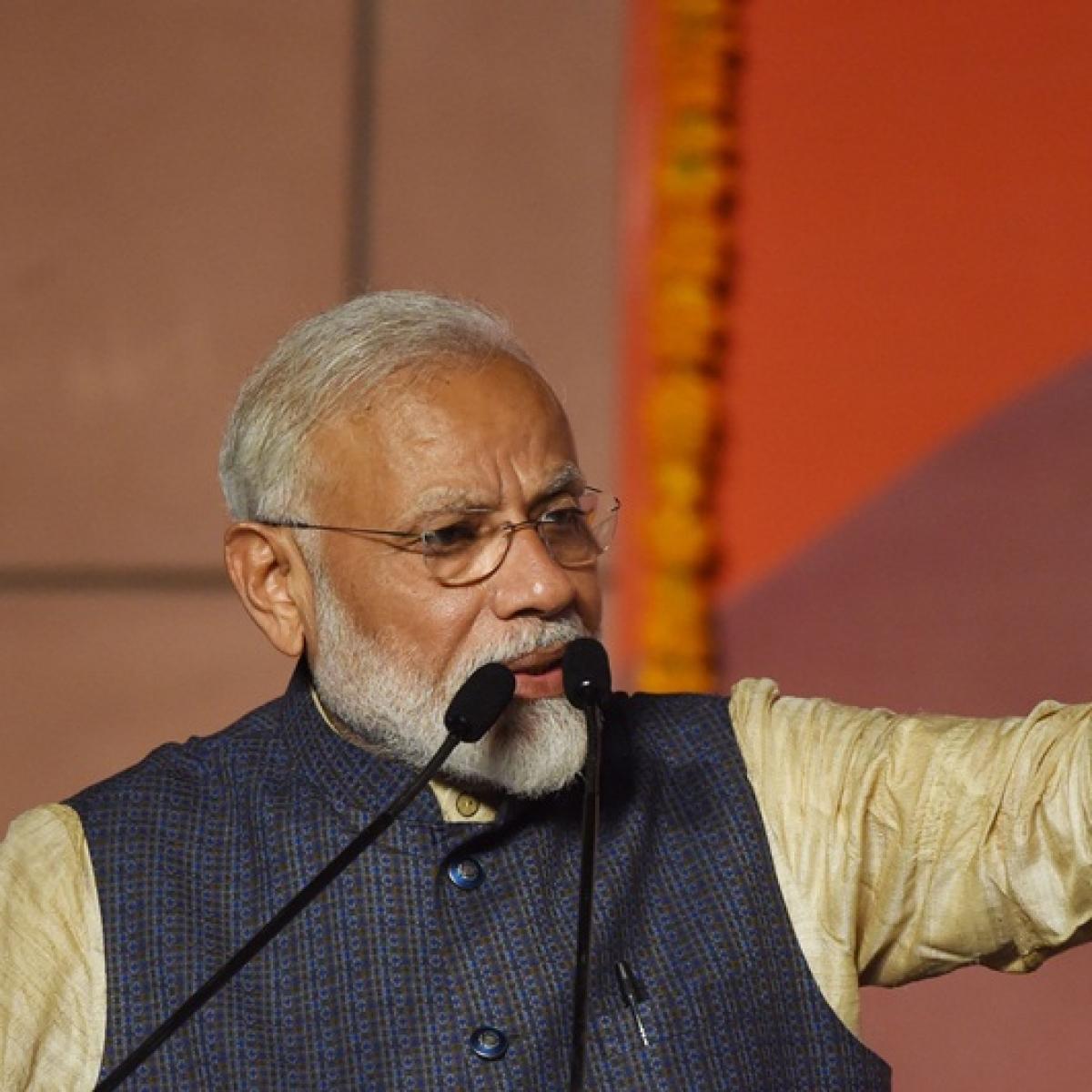 Modi's continuing obsession means Congress still relevant