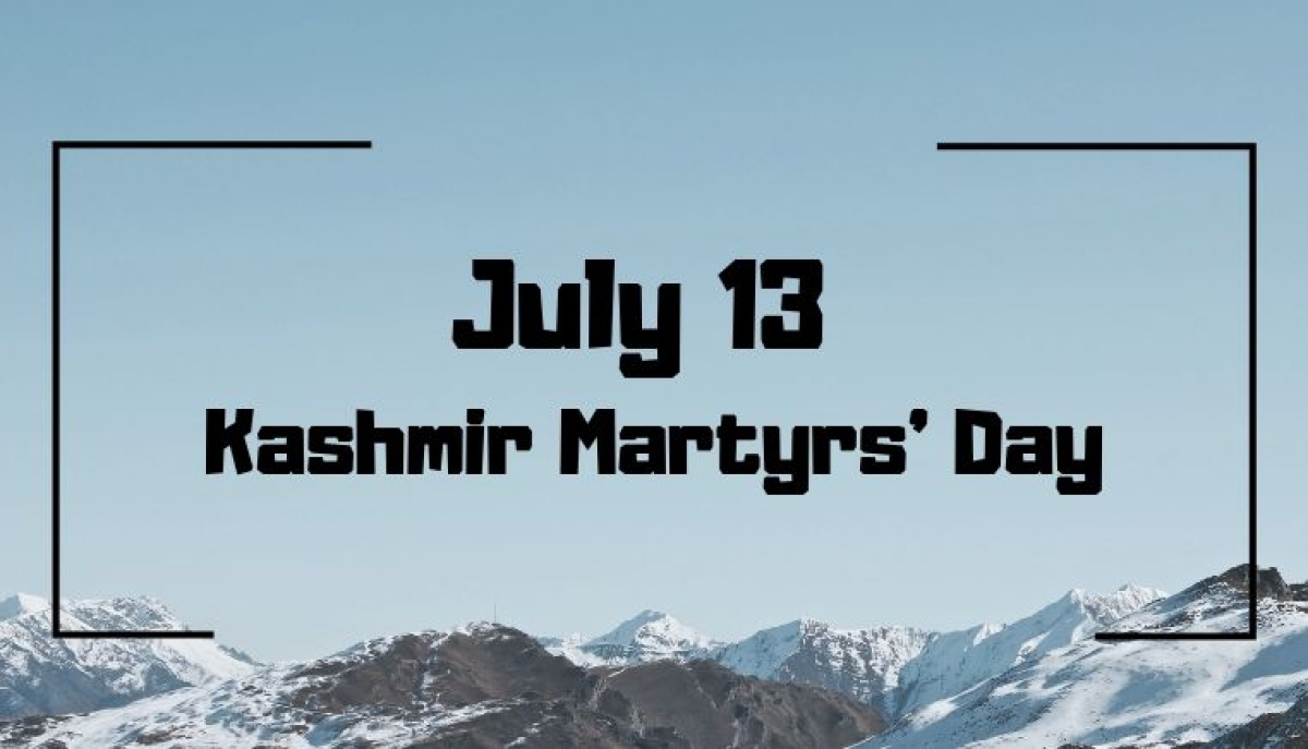 Kashmir Martyrs' Day: Everything about Kashmir's July 13 carnage