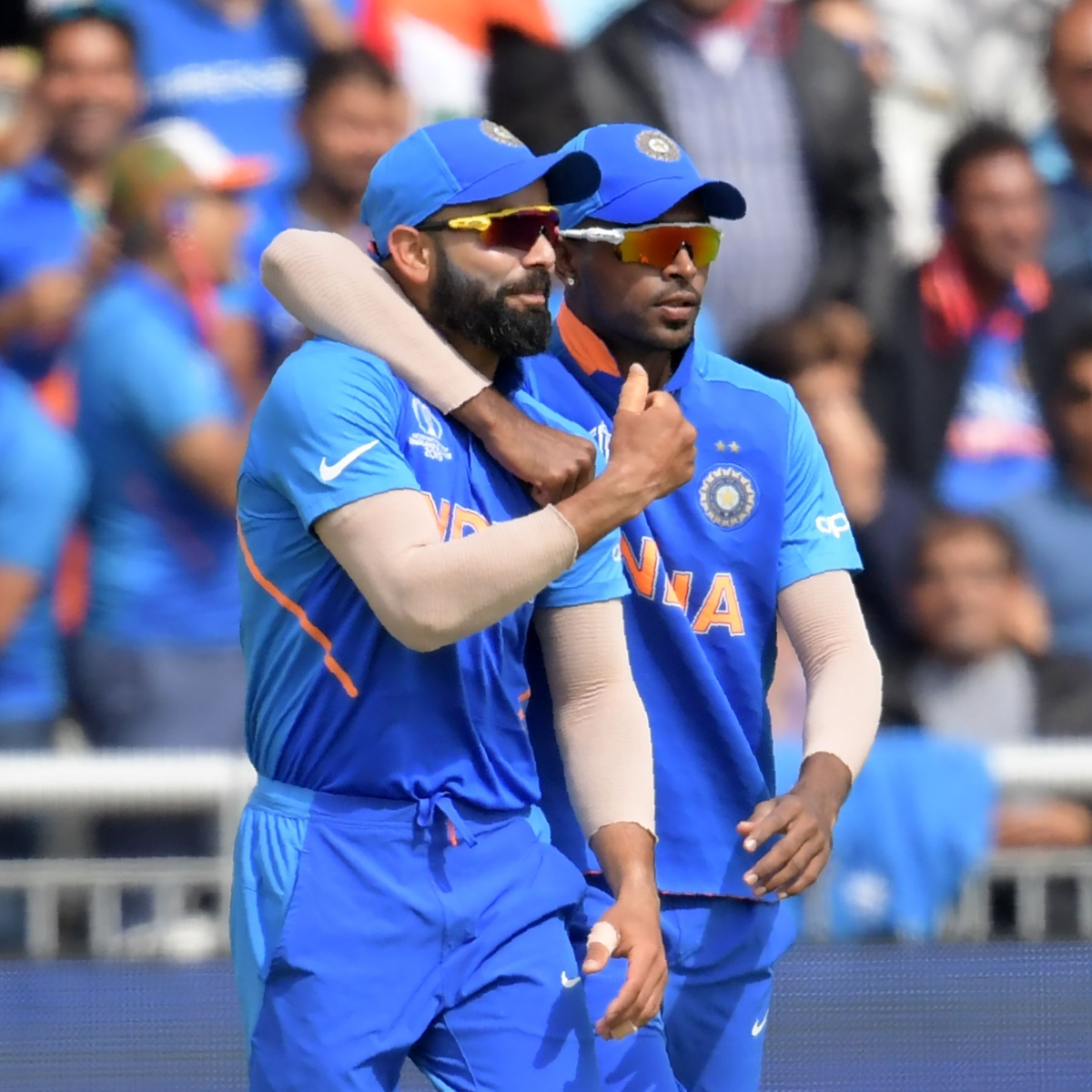 Virat Kohli announces arrival of baby girl: Here's a look at Indian cricketers blessed with their first child recently