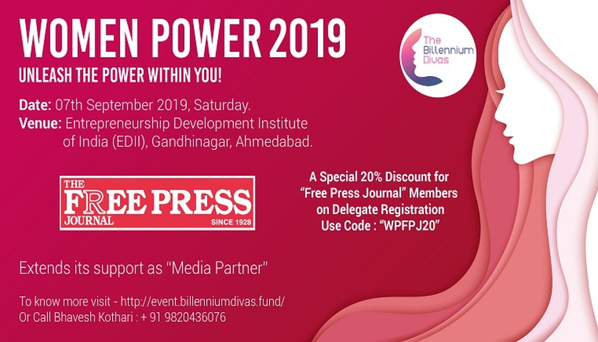 Women Power 2019 in Ahmedabad