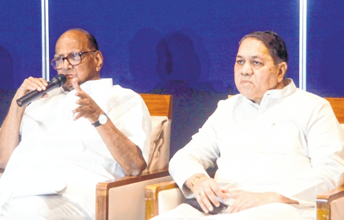 Agreement with Congress on 240 Maharashtra Assembly seats: NCP