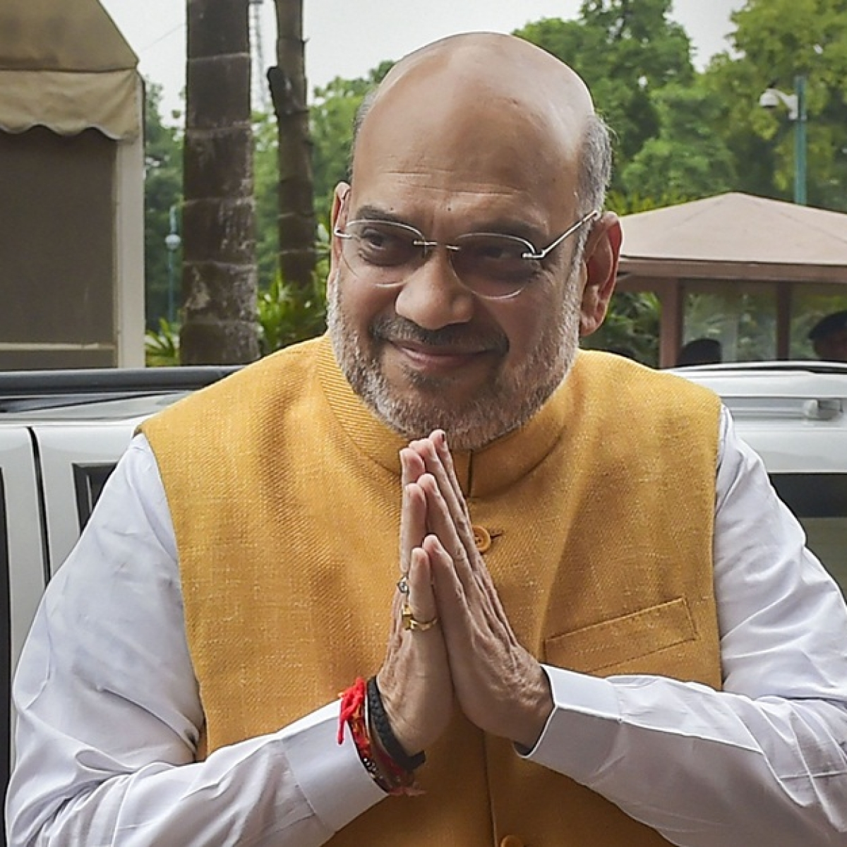 Telangana, Andhra Pradesh, Kerala should become BJP strongholds one day: Amit Shah