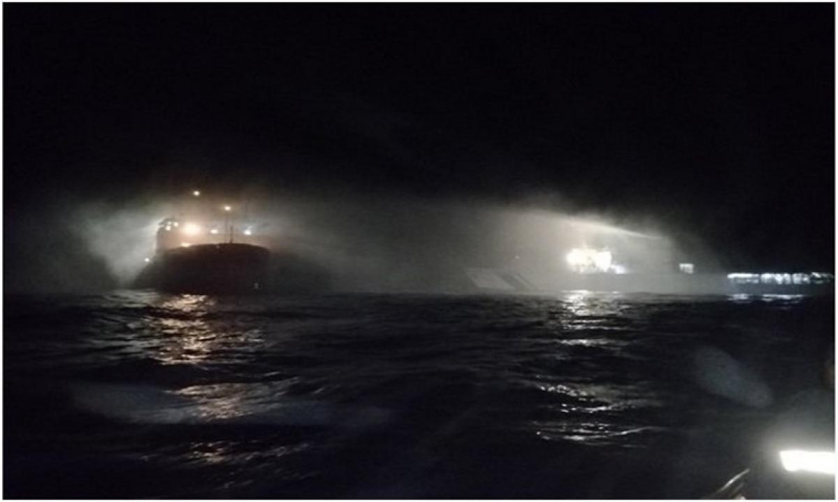 Sri Lankan Navy detains 6 Indian fishermen near Delft Island