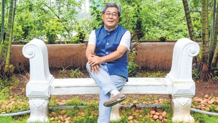 New Consul General of Japan in Mumbai Michio Harada: India-Japan relations have strengthened, expanded to a new level