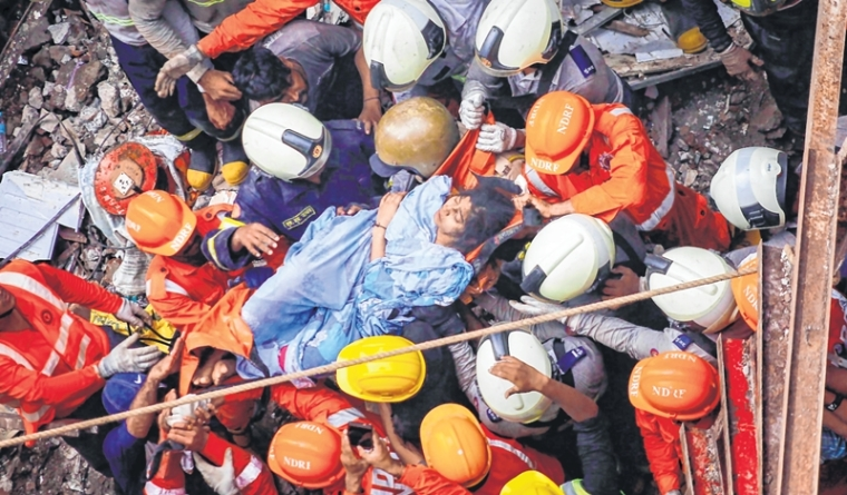 Mumbai: Search, rescue ops called off