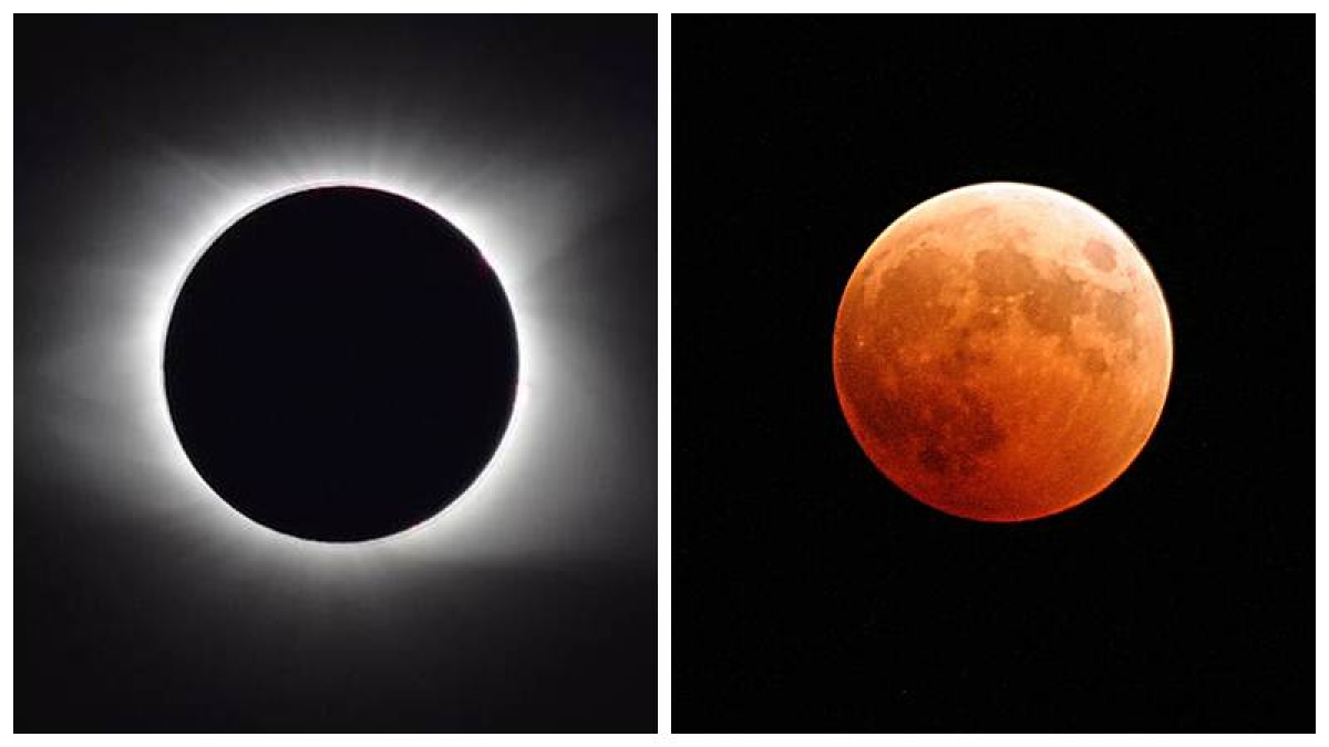Explained: Difference between solar and lunar eclipse, their occurrences and more