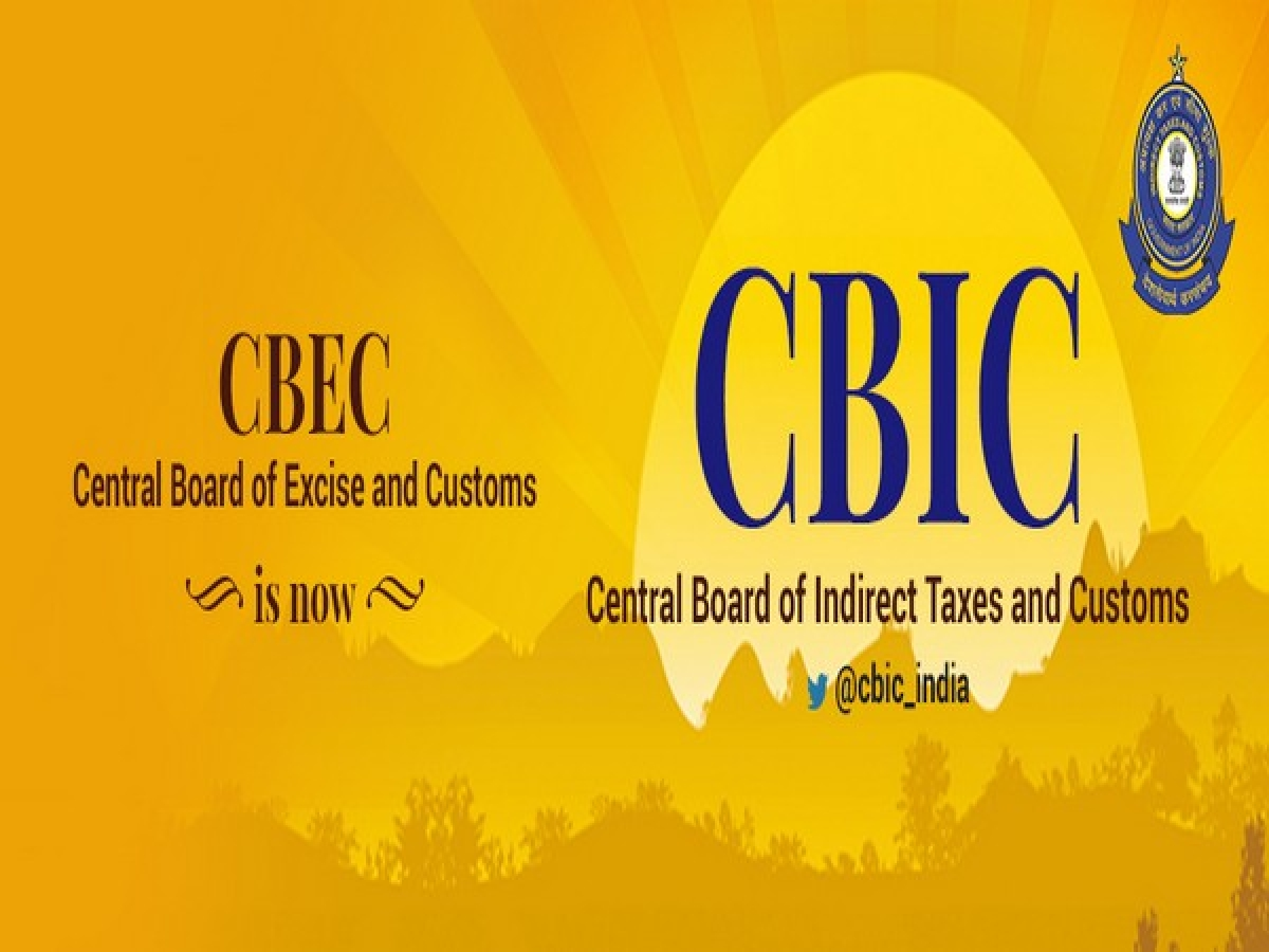No tax invoice required for goods taken out of India for exhibitions: CBIC