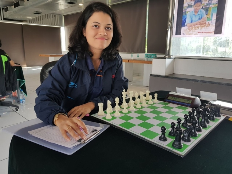 National Women Chess Championship: Bhakti Kulkarni wins with much to
