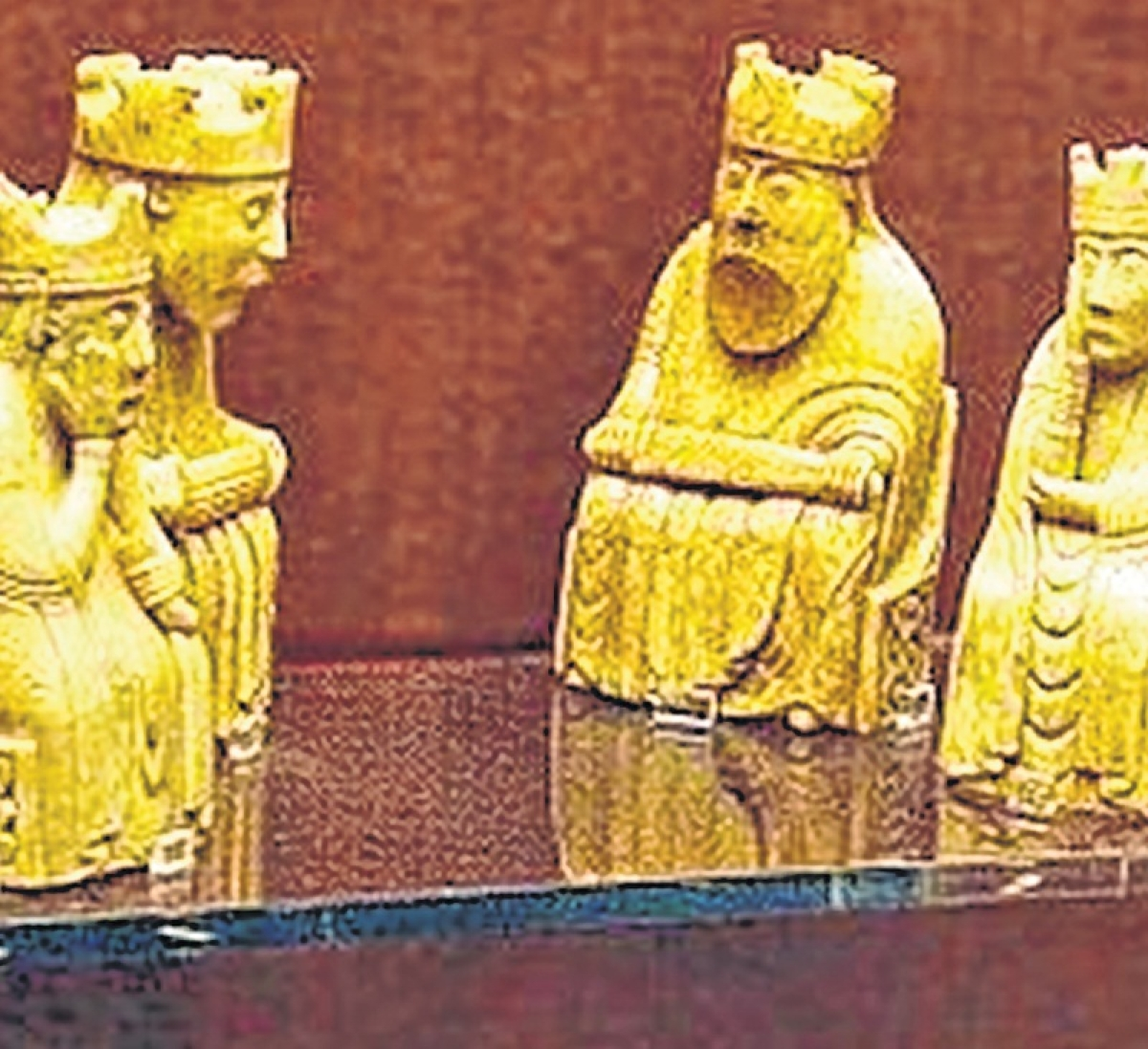 Lost and found Lewis Chessman