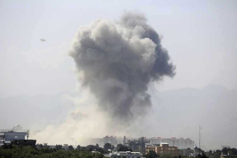 At least 53 wounded as powerful car bomb rocks Kabul