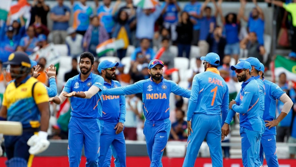 In Pics: World Cup 2019 -- India defeat Sri Lanka by 7 wickets
