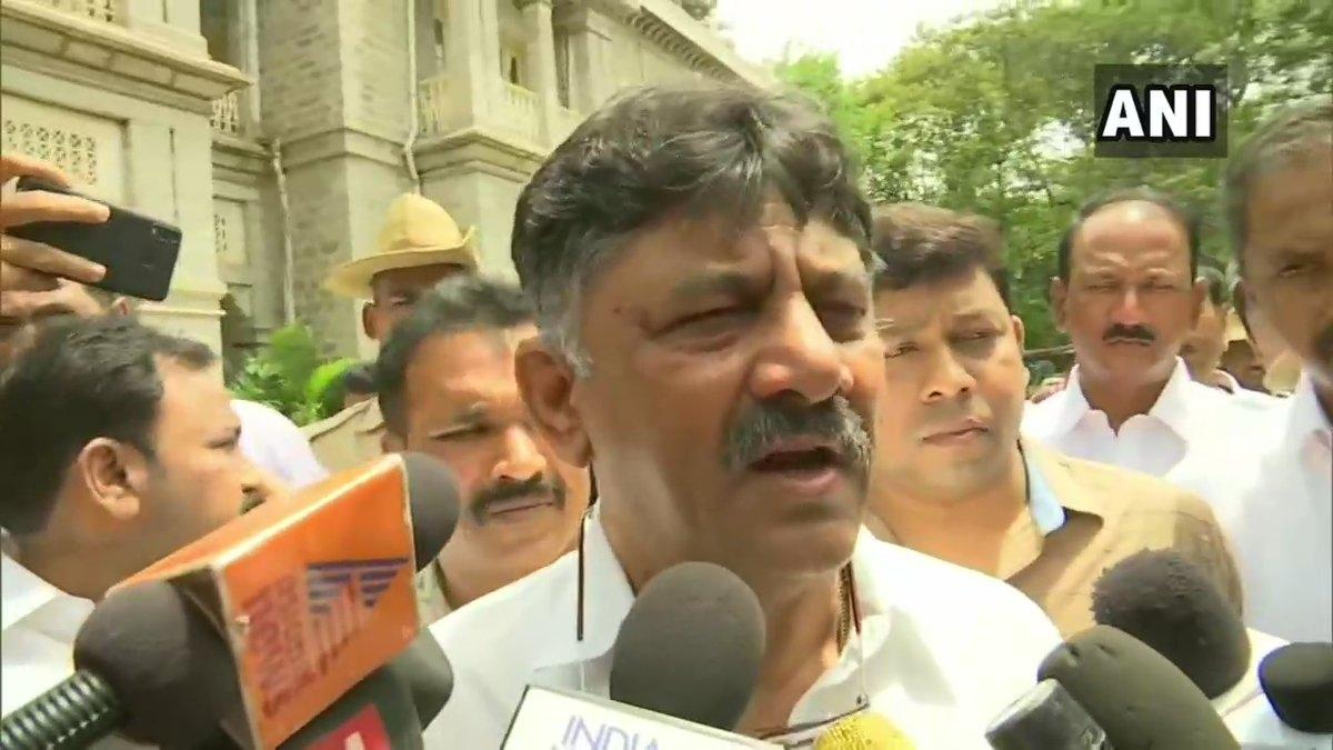 Money laundering case: ED seeks 14-day custody of Karnataka Congress leader Shivakumar, his counsel opposes in Delhi court
