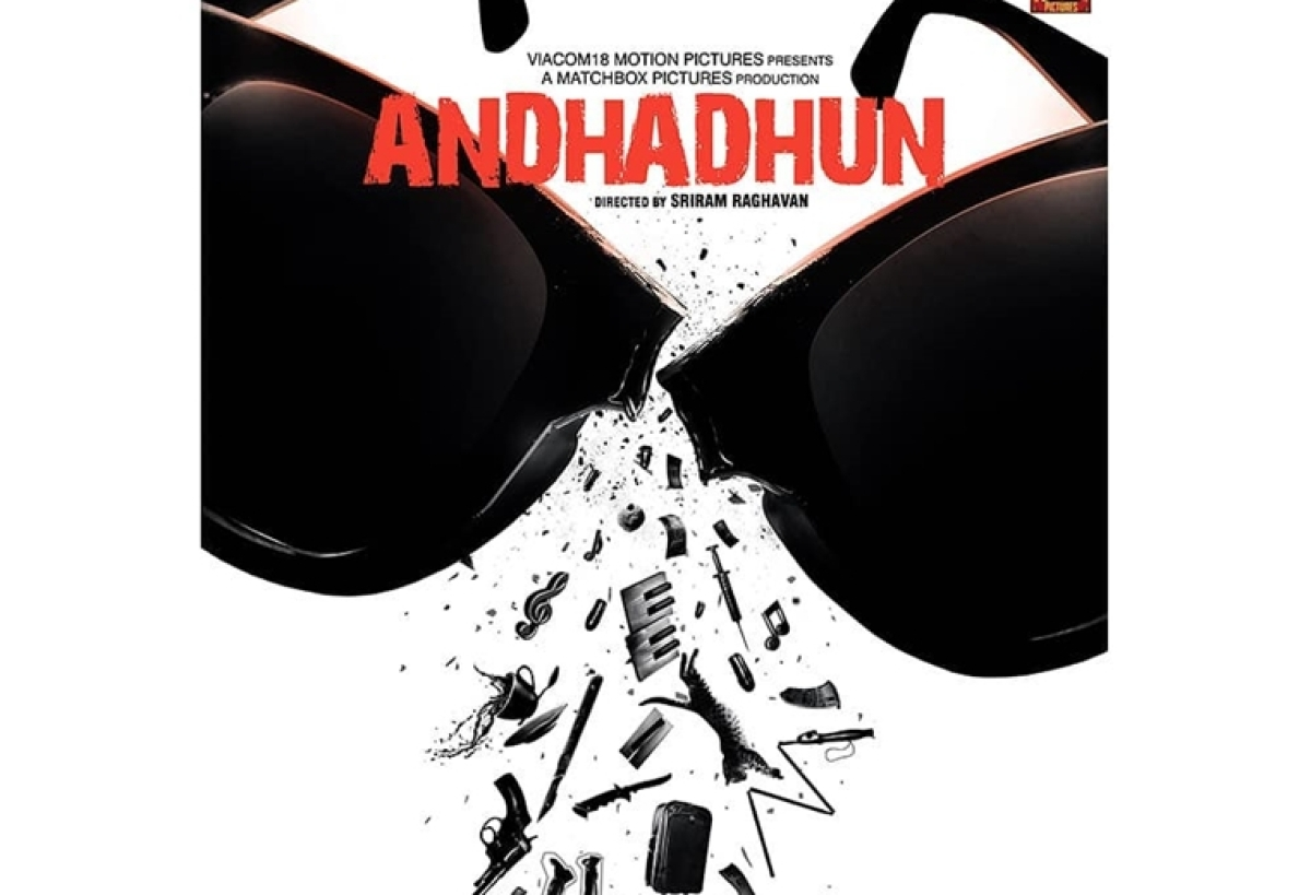 'Andhadhun' heads to Indian Film Festival of Melbourne