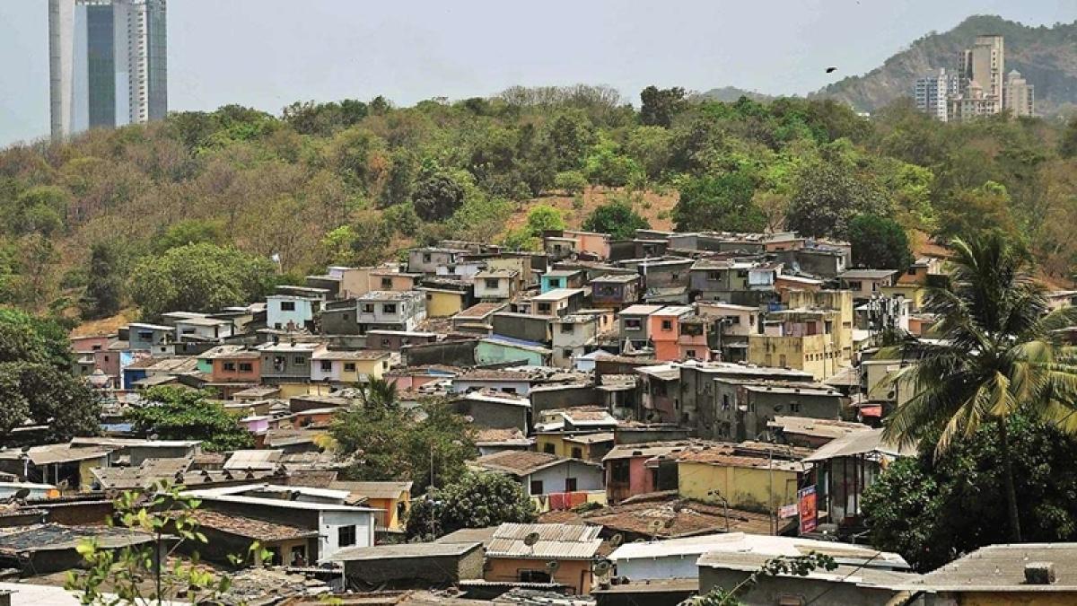 Ghatkopar Landslide Hutments vacated for safety