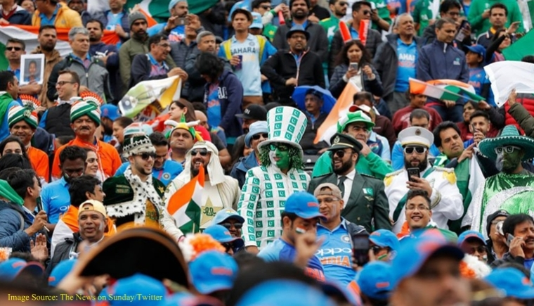 Meet Bharat Army, the reason behind the increasing number of Indian faces in the World Cup stands